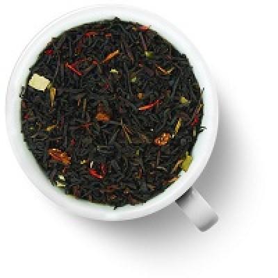 Чай черный Клубника со сливками
