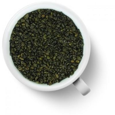 Чай зеленый Ганпаудер Медовая дыня