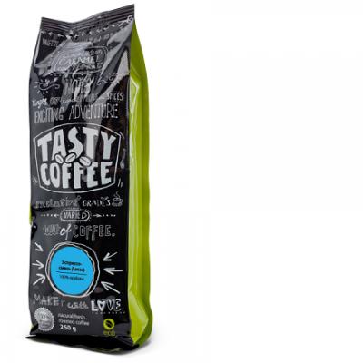 Decaf Espresso blend 100% Arabica -зерно