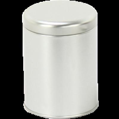 Банка для чая Серебро 100 грамм