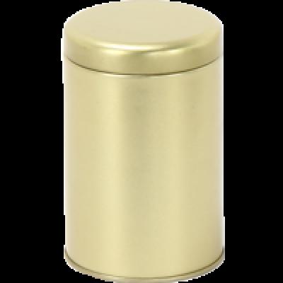 Банка для чая Золото 100 грамм