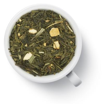 Чай зеленый ароматизированный с Имбирем